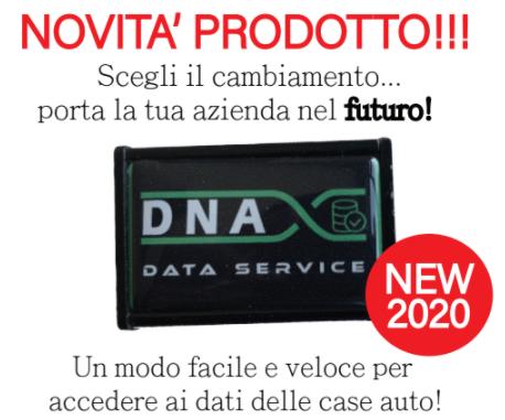 DNA DATA SERVICE